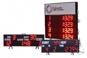 Mini-Scoreboard