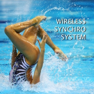 Wireless-Synchronised-Swimming-System